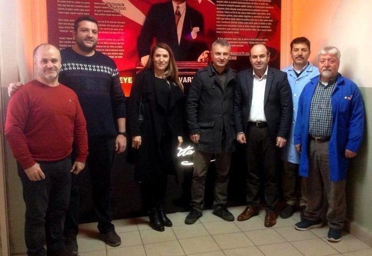 Mimar Sinan Meslekî Lisesi ve ÜÇGE'den anlamlı iş birliği