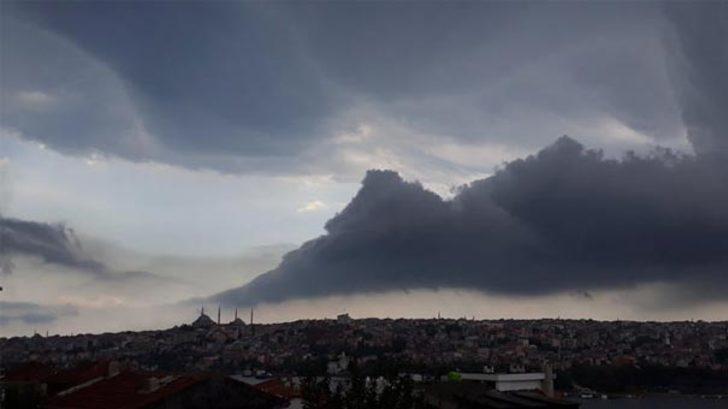 Meteoroloji'den çok kritik rüzgar ve fırtına uyarısı!