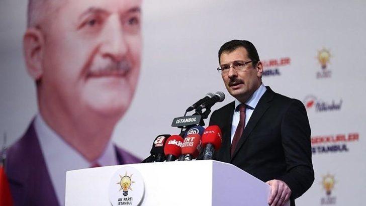 AK Parti'den bir İstanbul kararı daha!