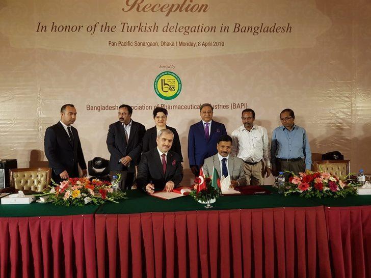 Türkiye ile Bangladeş İlaç Kurumları arasında iş birliği mutabakatı imzalandı