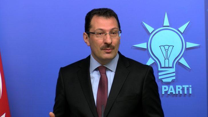 AK Parti'li Yavuz: İstanbul'da seçimin yenilenmesini istiyoruz, diyeceğiz