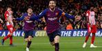 Altın Ayakkabı'da favori Messi