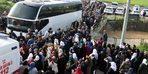 Düzce'de trafik kazasında ölen 6 kişi toprağa verildi