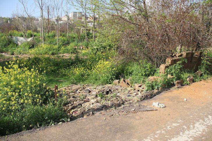 Nizip'te, dolu ve selin neden olduğu zarar tespit ediliyor