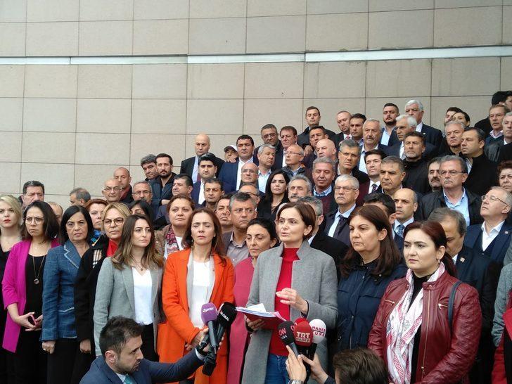 CHP'lilerden ikinci kez mazbata talebi