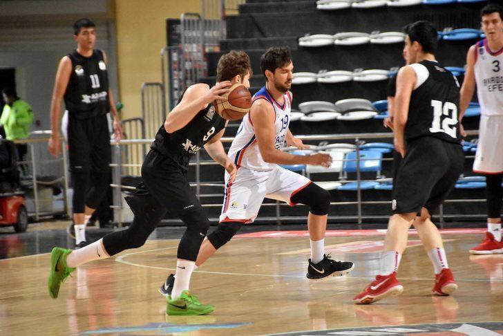 Adatıp Sakarya Büyükşehir Basketbol 62 - 99 Anadolu Efes