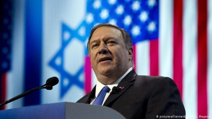 Pompeo: ABD'nin Ortadoğu planını yakında sunacağız