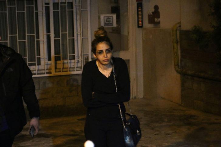 Beşiktaş'ta Faslı sevgililerin kavgası