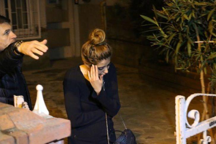 Beşiktaş'ta kavga! Erkek arkadaşını hastanelik etti