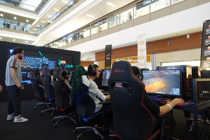 E-Spor tutkunları bu turnuvada buluştu