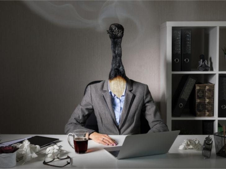 Plaza ve ofis hayatında tükenmişlik sendromu, boğulmuşluk hissi mi yaşıyorsunuz?