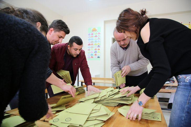 Maltepe'de oy sayımına ara verildi!