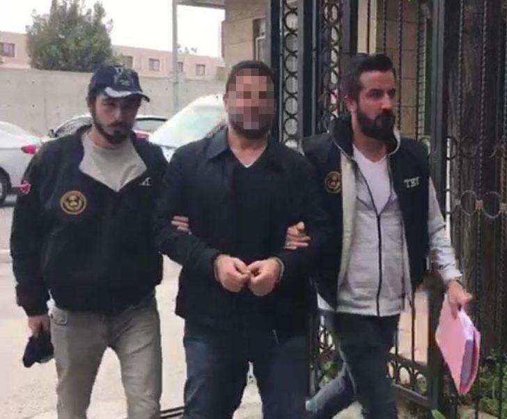 İzmir'de FETÖ'nün mahrem imamı, eski emniyet müdürü yakalandı