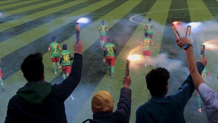 Amedspor: Diyarbakır'ın siyasetle değil futboluyla anılmak isteyen takımı