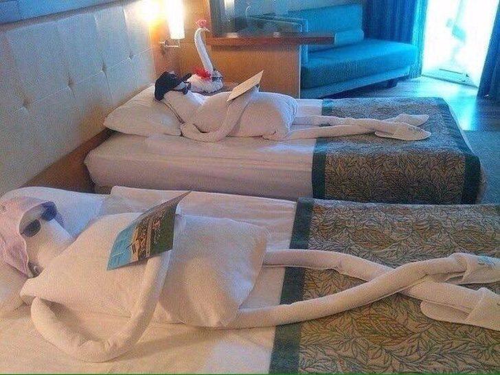 Bu otellerdeki tuhaflıklar sizi gülme krizine sokacak!