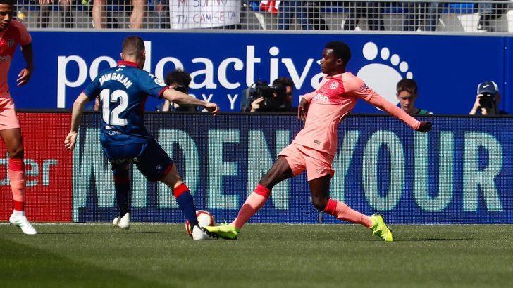 Huesca 0 - 0 Barcelona