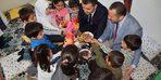Kaymakam Bilici'den Kur'an kursuna ziyaret