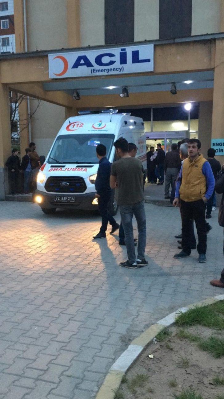 Kozluk'ta silahlı kavga: 2 kadın, 1 çocuk yaralı