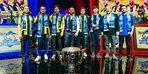KMF şampiyonu Fenerbahçe oldu!