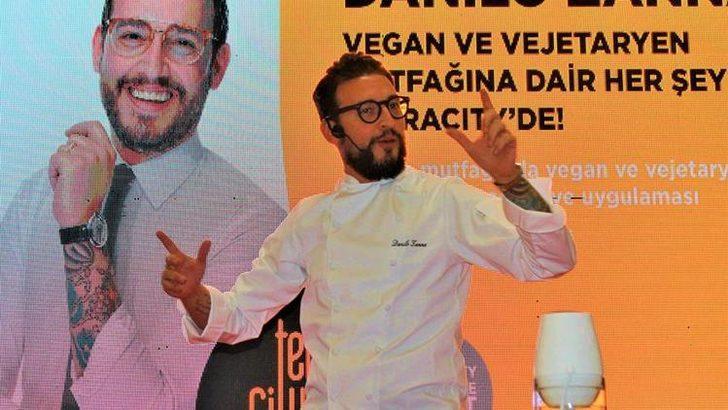 İtalyan şef Danilo Zanna'dan veganlar için açıklama!