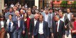 HDP'li Ahmet Türk, göreve başladı