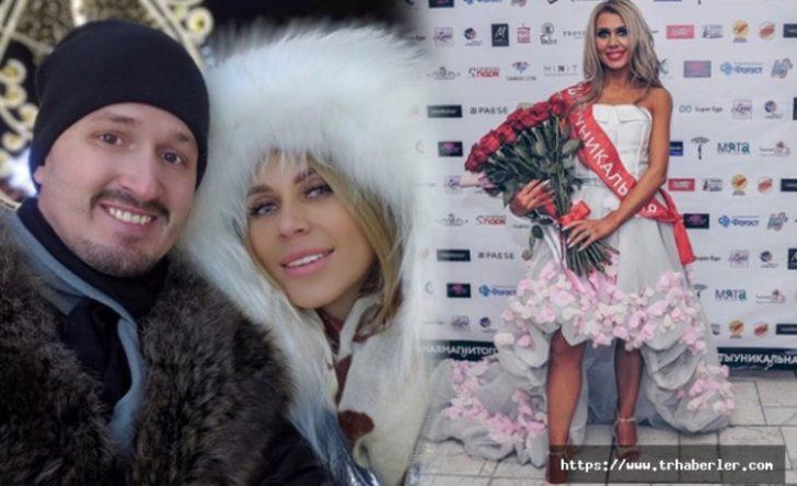 Din adamının karısı güzellik yarışmasına katıldı, ortalık karıştı