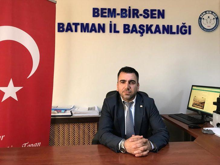 Ses getirecek iddia: HDP'li belediyeden Memur-Sen üyelerine istifa baskısı