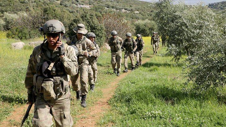 YPG/PKK'dan Afrin'de konuşlu TSK unsurlarına saldırı! Hemen karşılık verildi