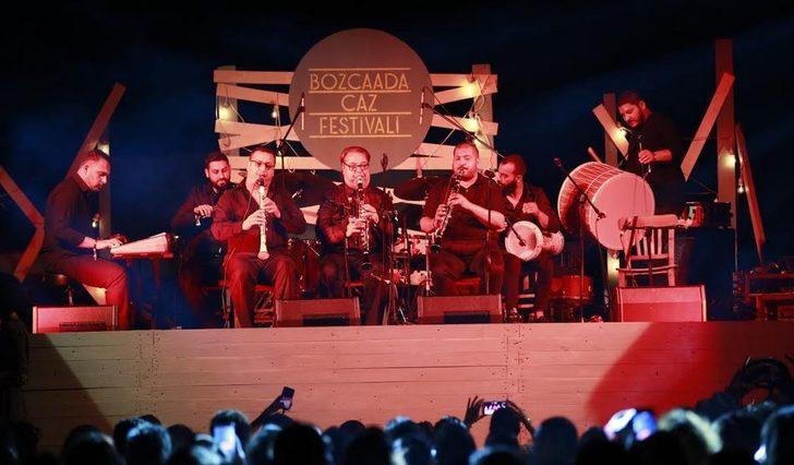 Bozcaada Caz Festivali 2019 programı açıklandı!