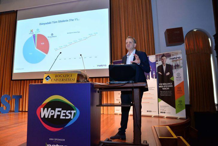WordPress dünyası WPFest'te buluştu