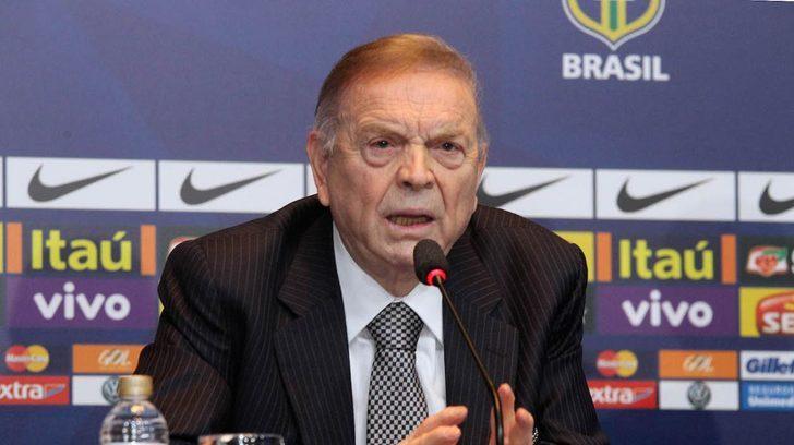 FIFA, Jose Maria Marin'e ömür boyu men cezası verdi