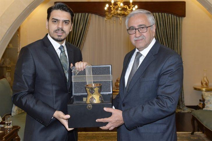 Abdullah Eren: Daha güzel projelerle Kıbrıs'ta olmaya devam edeceğiz
