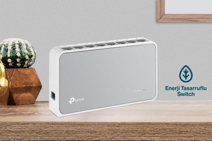 Enerji tasarrufu özelliklerine sahip ağ anahtarları genişliyor