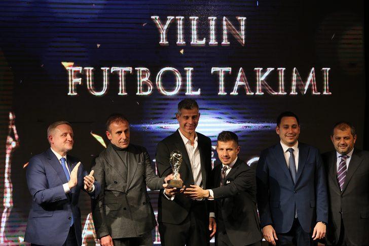 17. Türkiye Spor Ödülleri'ne Başakşehir damgası