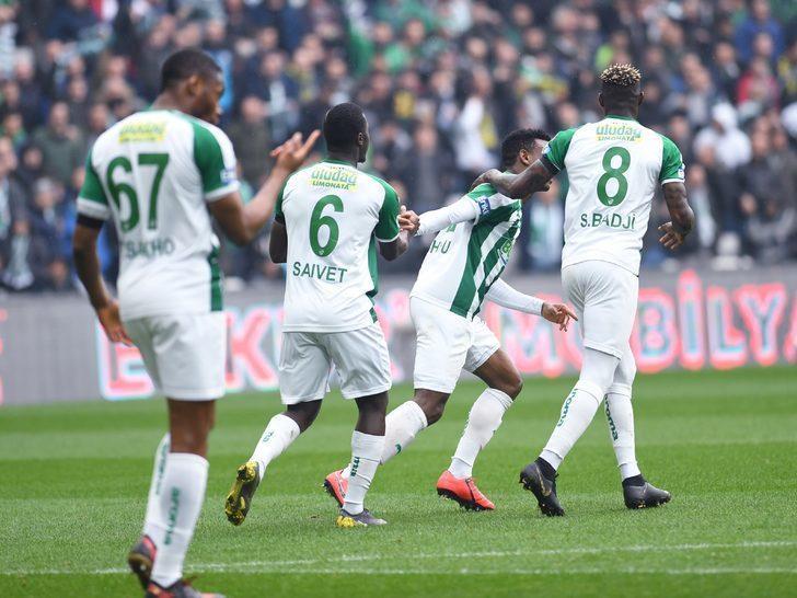 15- Bursaspor: 35 puan