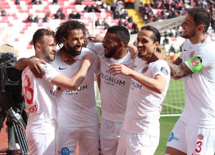 6- Antalyaspor: 46 puan