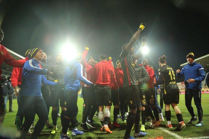 5- Evkur Yeni Malatyaspor: 46 puan