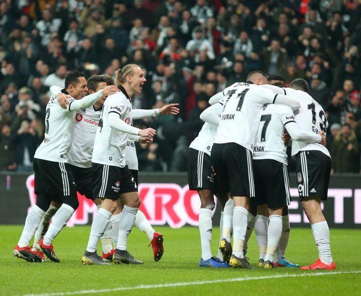 3- Beşiktaş: 64 puan - %1.5