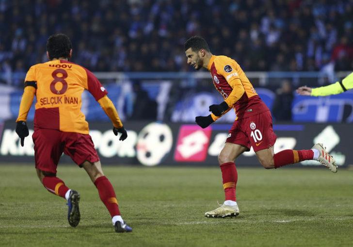 2- Galatasaray: 66 puan - ŞAMPİYONLUK ORANI: %7.2
