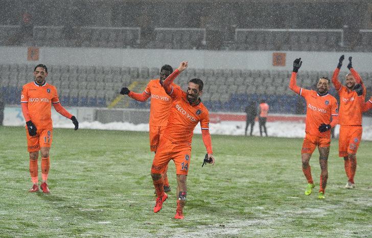 1- Medipol Başakşehir: 73 puan - ŞAMPİYONLUK ORANI: %91.4