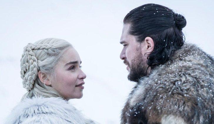 Game of Thrones 8. sezon 1.bölüm izleyici rekoru kırdı
