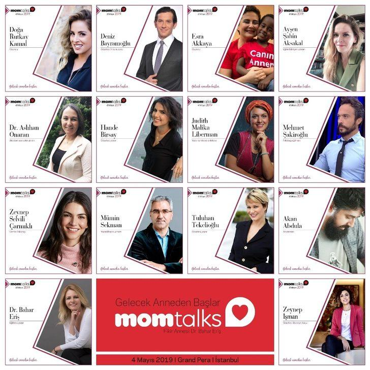 MomTalks, 3'üncü kez anne-babalar ile buluşmaya hazırlanıyor