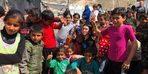 Dua Lipa, mülteci kampını ziyaret etti
