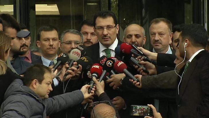 AK Parti İstanbul seçiminin iptali için YSK'ya ek dilekçe sundu