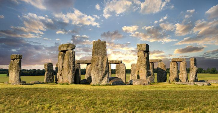 Stonhenge'in mimarları Türkler mi?