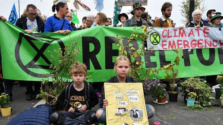 Yokoluş İsyanı, 2 hafta sürecek iklim eylemlerine başladı: Ne istiyorlar, talepleri gerçekçi mi?