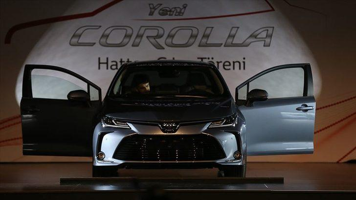 Yılın otomobili Toyota Corolla seçildi