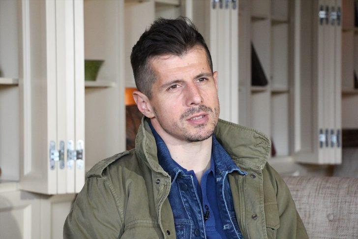 Emre Belözoğlu: Tek bir hedefim var o da Başakşehir'le şampiyonluk