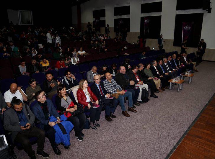Uluslararası Kısa Film Festivali başladı