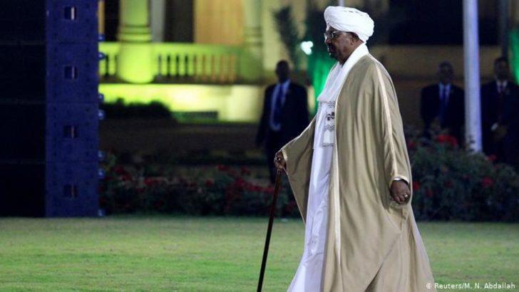 El Beşir cezaevine gönderildi